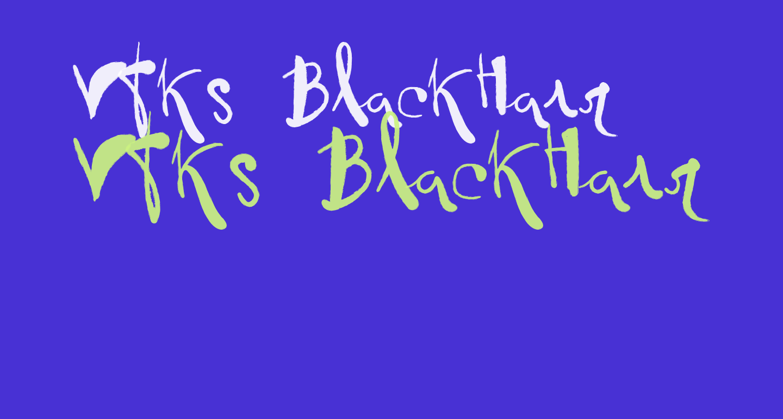 Vtks BlackHair