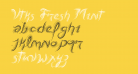 Vtks Fresh Mint