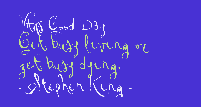 Vtks Good Day