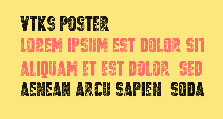 vtks poster