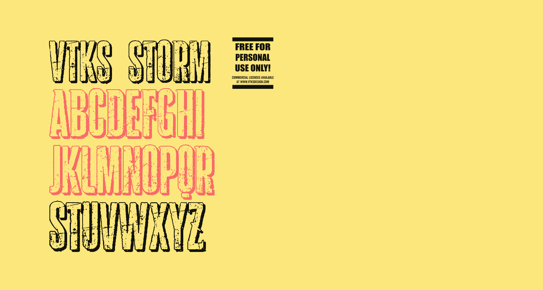 vtks storm 2