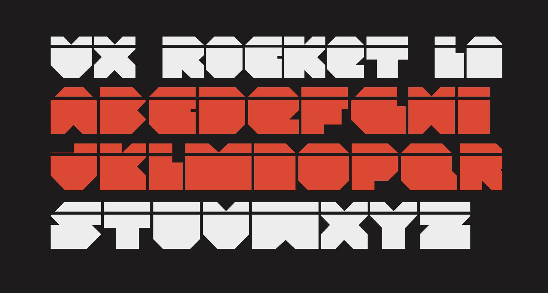 VX Rocket Laser Regular