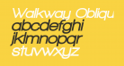 Walkway Oblique Black