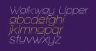 Walkway Upper Oblique