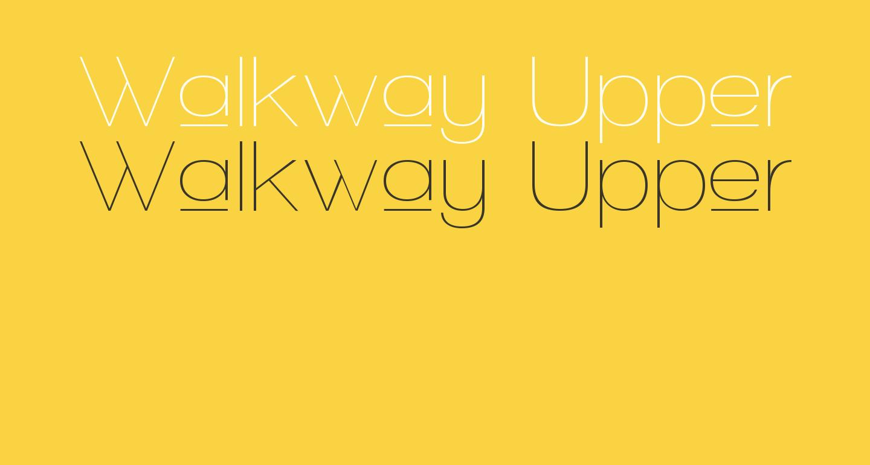 Walkway Upper