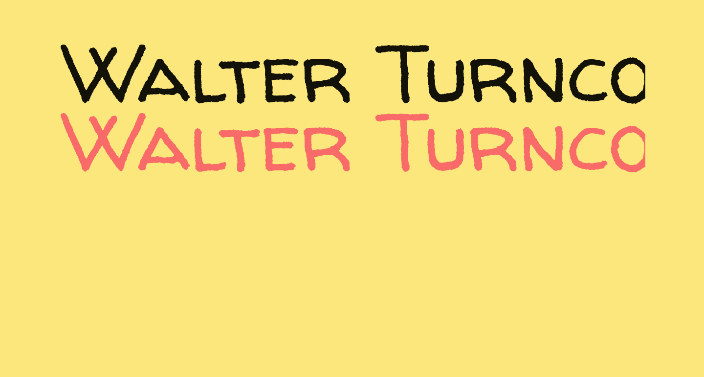 Walter Turncoat