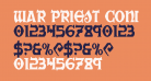War Priest Condensed