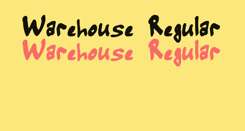Warehouse Regular