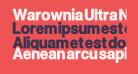 Warownia Ultra Narrow