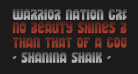 Warrior Nation Gradient Regular