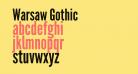 Warsaw Gothic