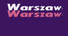 Warszawa Kursywa