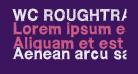WC ROUGHTRAD Bta Bold