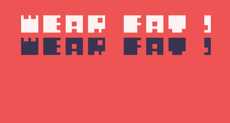WEAR FAT SHIRT Beanpole