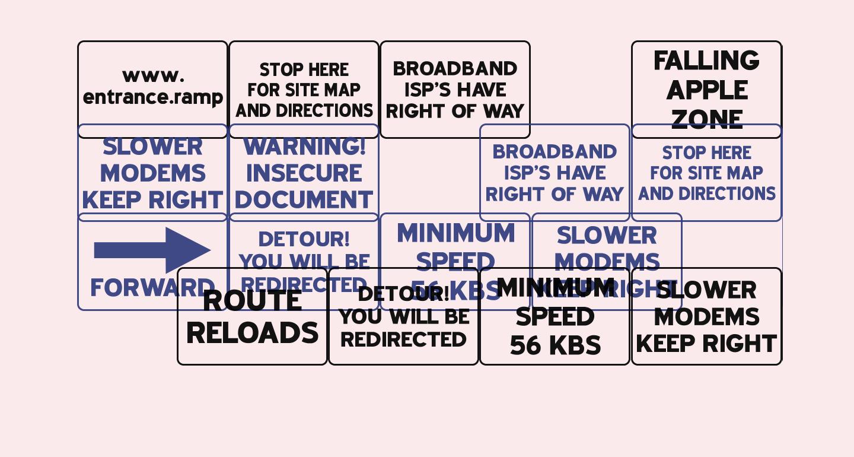 Web Road Signs JL