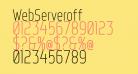 WebServeroff