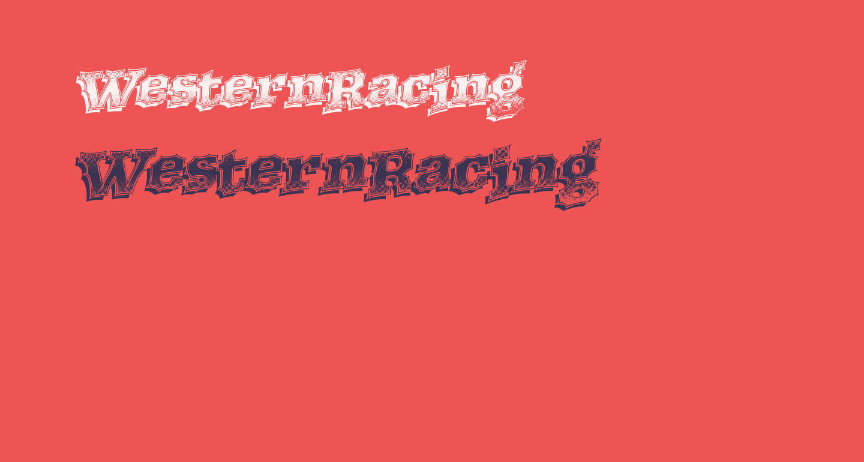 WesternRacing