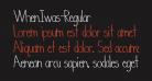 WhenIwas-Regular