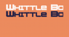 Whittle Bold