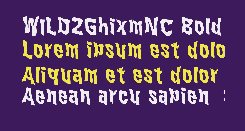 WILD2GhixmNC-Bold
