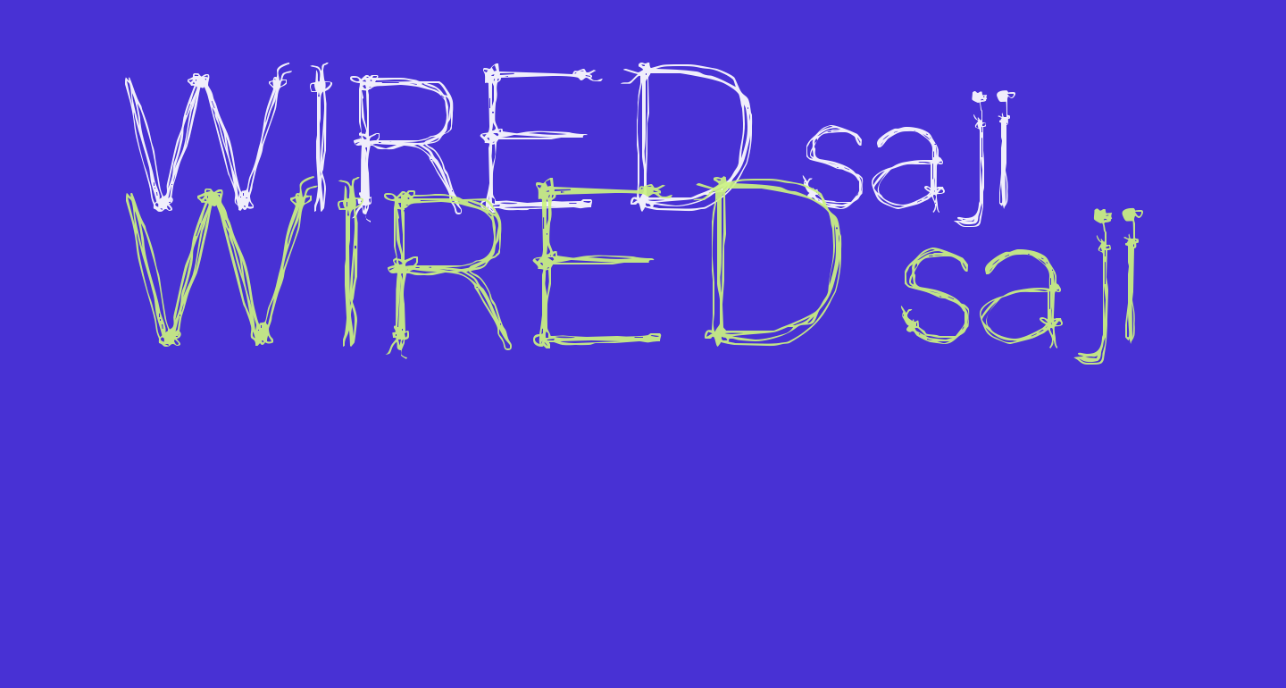 WIRED saji