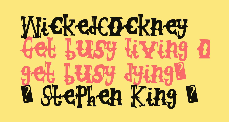 WickedCockney