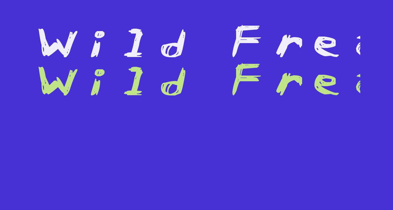 Wild Freak