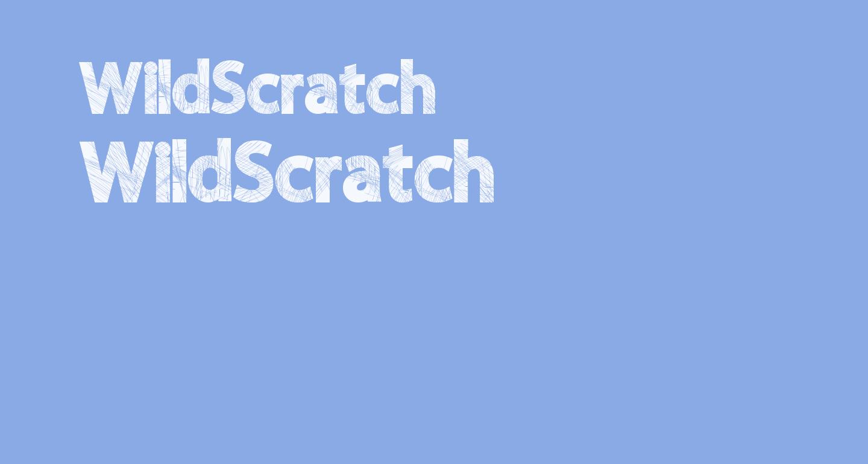 WildScratch