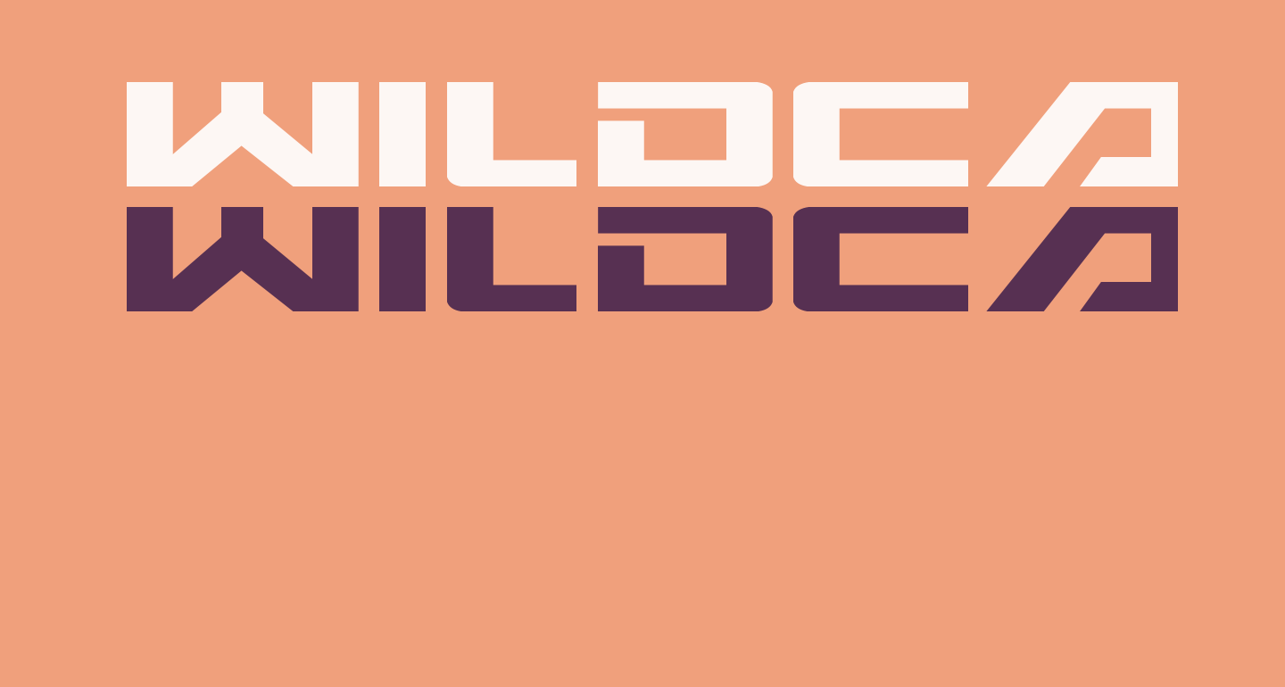 Wildcard Expanded