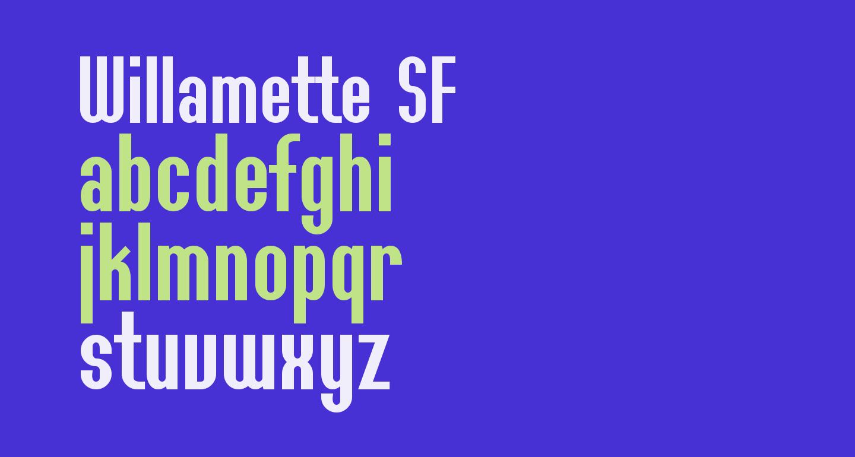 Willamette SF