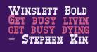 Winslett Bold