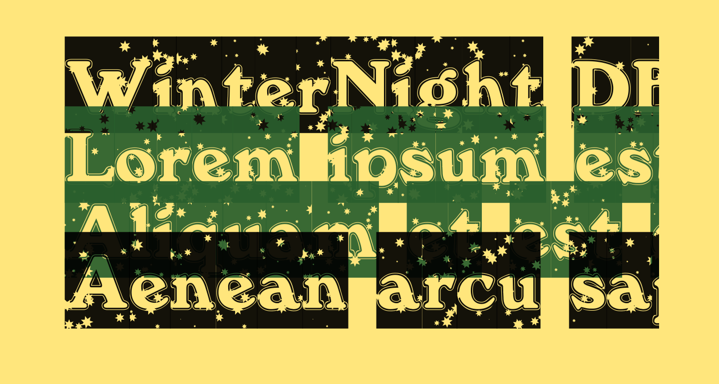 WinterNight DB