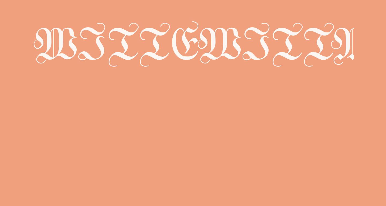 WittewittMajuscles-Flourish