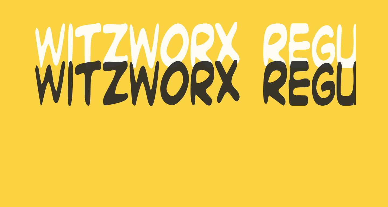 Witzworx Regular