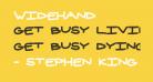 widehand