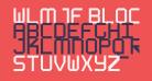 WLM 1F Block Sans Regular