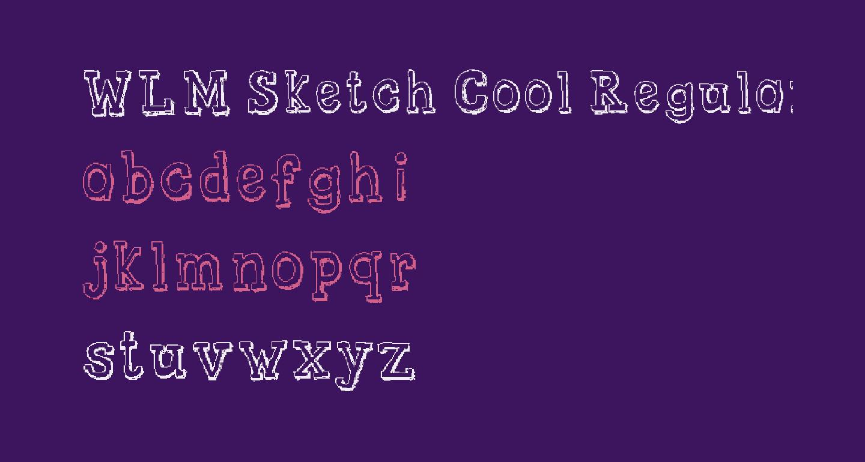 WLM Sketch Cool Regular