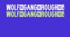 WOLF GANG ROUGH BOLD
