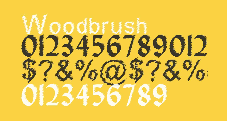 Woodbrush