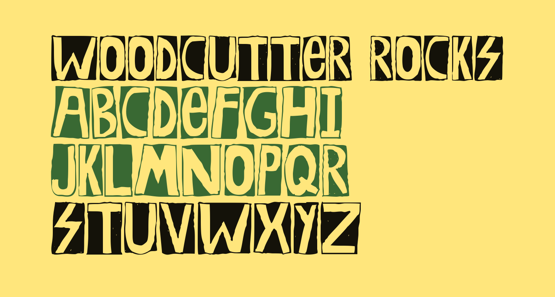 Woodcutter Rocks