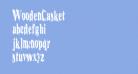 WoodenCasket