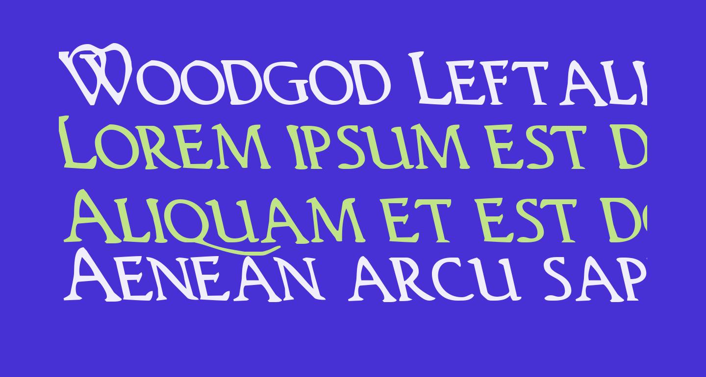 Woodgod Leftalic