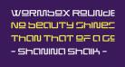 Wormbox Rounded