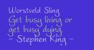 Worstveld Sling