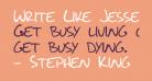 Write Like Jesse