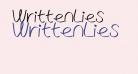 WrittenLies