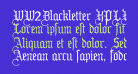 WW2Blackletter HPLHS