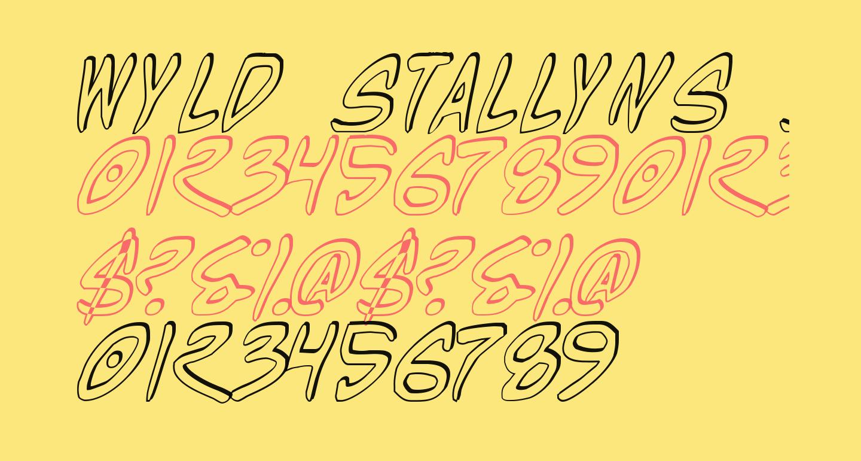 Wyld Stallyns Shadow