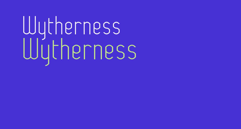 Wytherness