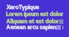 XeroTypique